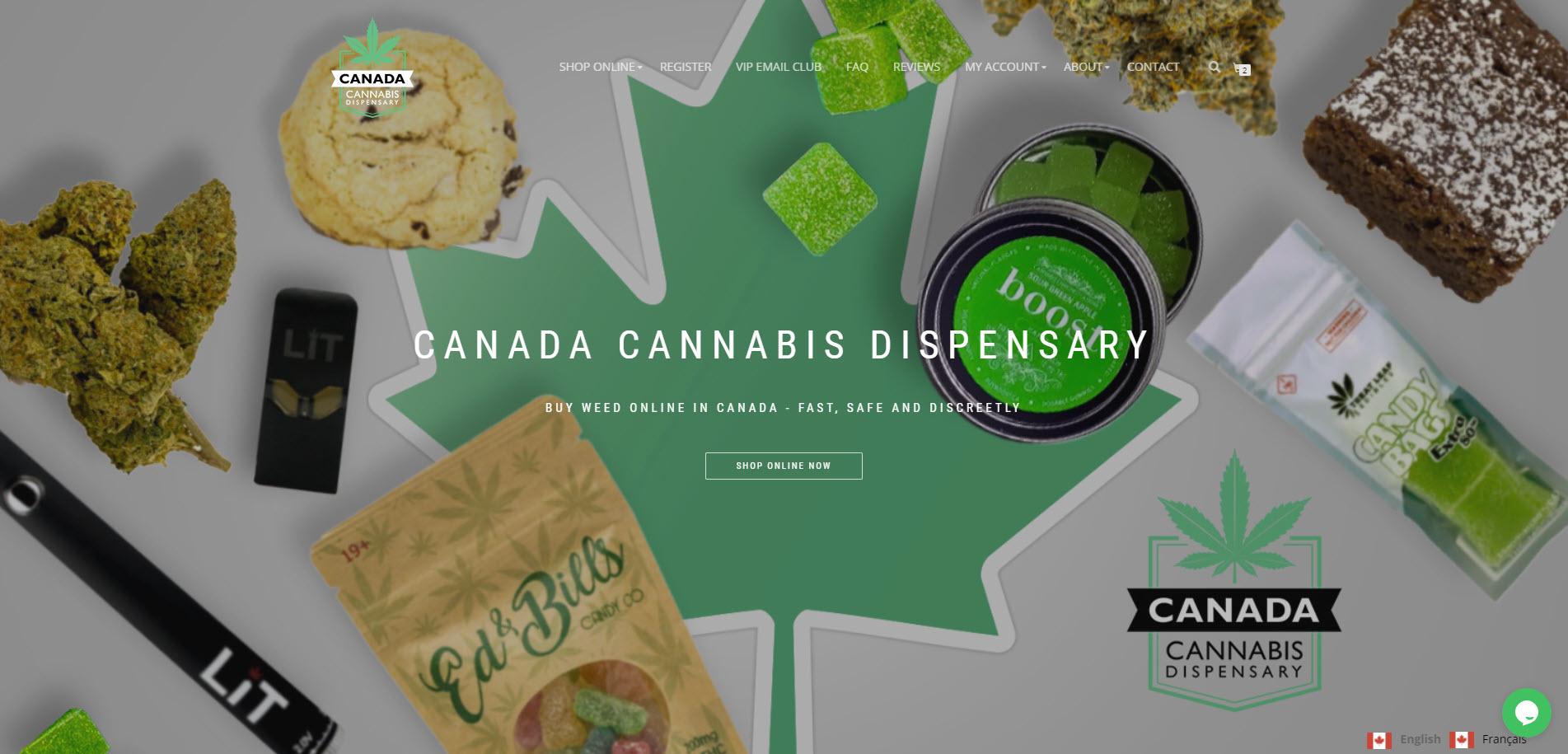 CanadaCannabisDispensary.co Review (9/10)